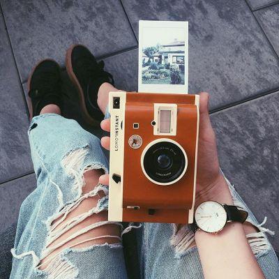 Retro kamer - LOMO instant camera