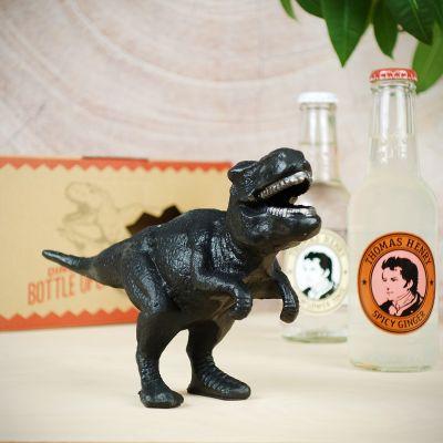 Verjaardagscadeau voor vader - T.Rex dinosaurus flesopener