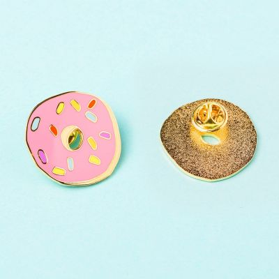 Toffe Accessoires - Donut pin