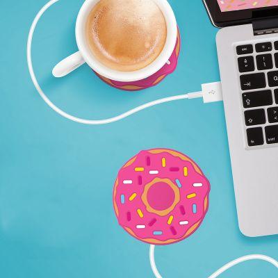 Cadeau voor zus - Donut USB-bekerverwarmer