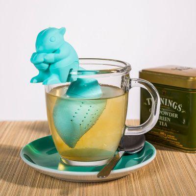 Verjaardagscadeau voor moeder - Eekhoorntje thee-ei