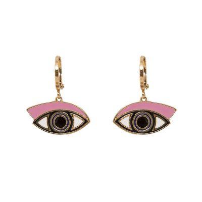 Toffe Accessoires - Eye See You oorbellen