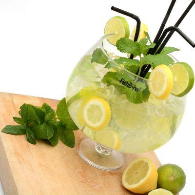 Kopjes & glazen - Fishbowl glas