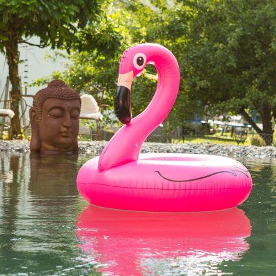 Cadeau voor haar - Pink Flamingo Zwemband