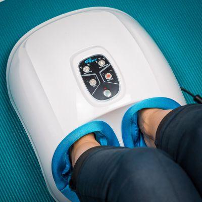 Verjaardagscadeau voor moeder - Voetreflexologie-massageapparaat Fuss Fit Maxx