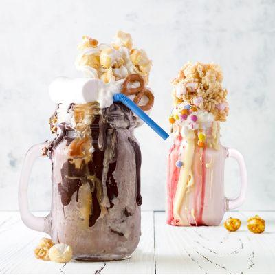 Verjaardagscadeau voor 30 - Freak Shake milkshakes