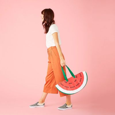 Zomer - Coole fruitige handtassen