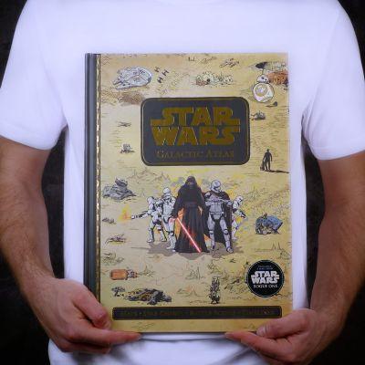 Cadeau voor vriend - De ultieme Star Wars atlas