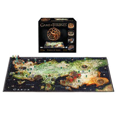 Film & Serie - Game of Thrones 3D puzzel – Essos