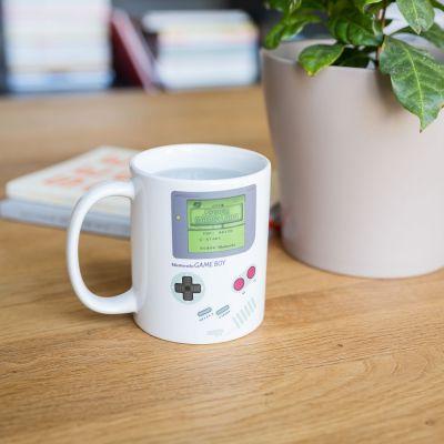 Kopjes & glazen - Temperatuurgevoelige Game Boy mok