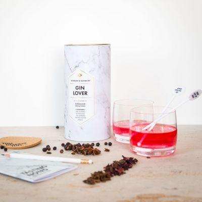 Verjaardagscadeau voor moeder - Set voor gin lovers