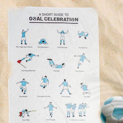 Exclusieve producten - Goal handdoek