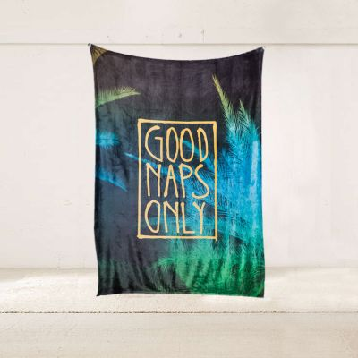 Paascadeau - Good Naps Only deken