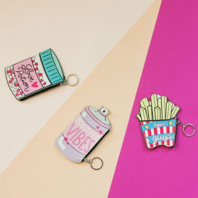 Kleding & accesoires - Grappige portemonnees als sleutelhanger