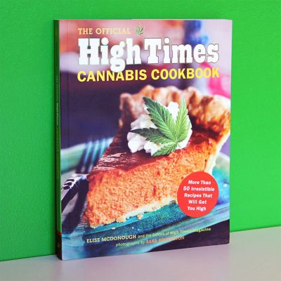 Housewarming cadeau - High Times cannabis-kookboek