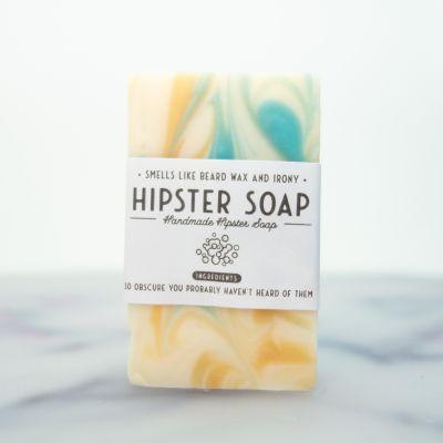 Badkamer - Hipster zeep
