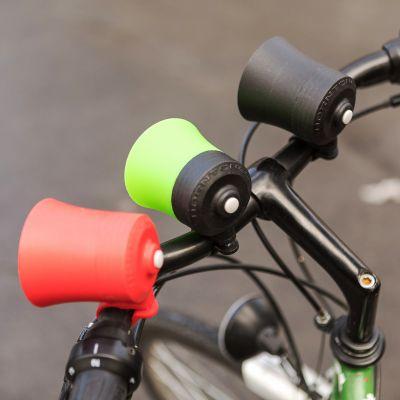 Carnaval - Hoorntoeter voor de fiets