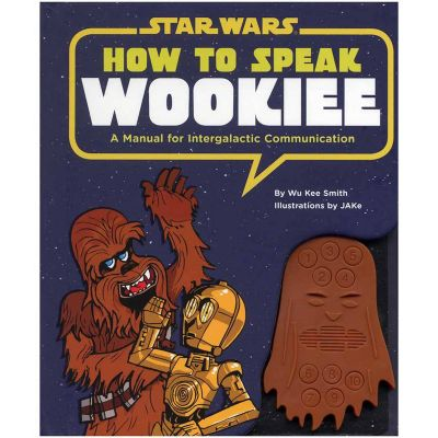 Cadeau voor kinderen - How to speak Wookiee - Leerboek