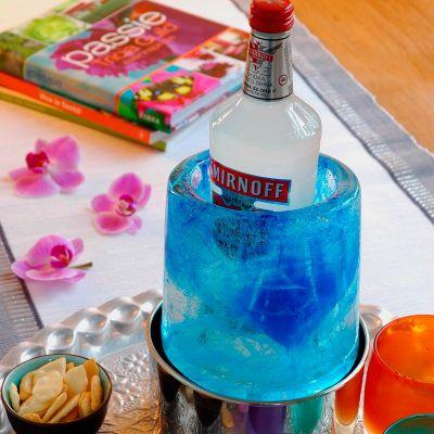 Bar accesoires - Ice Cooler - creatieve flessenkoeler