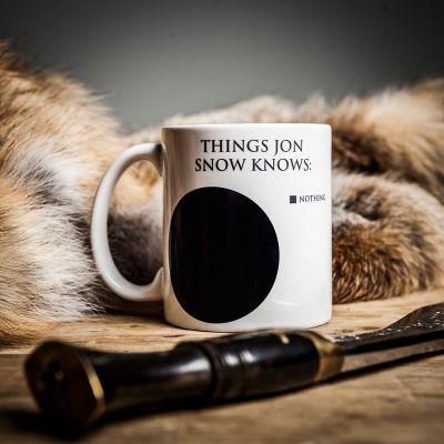 Lifestyle & wonen - Jon Snow tas