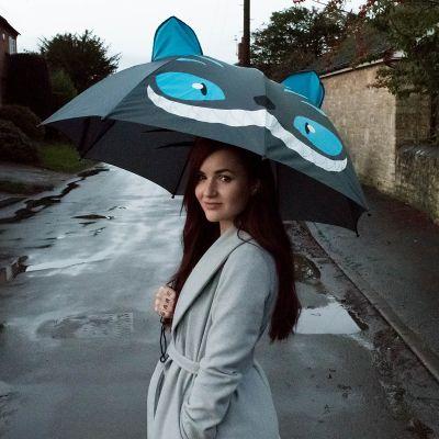 Kleding & accesoires - Kat paraplu