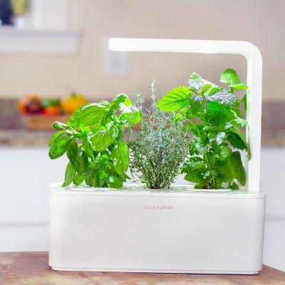 Cadeau voor ouders - Click & Grow Smarter kruidentuin voor binnen