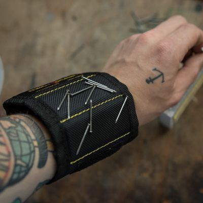 Gadgets & Techniek - Magnogrip magnetische armband