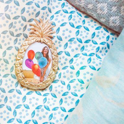 Cadeau voor moeder - Ananas Fotolijst