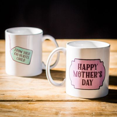 Cadeau voor moeder - Happy Mother's Day tas