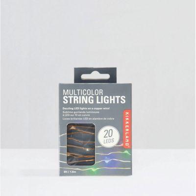 Cadeau voor moeder - Multi Color lichtjesketting
