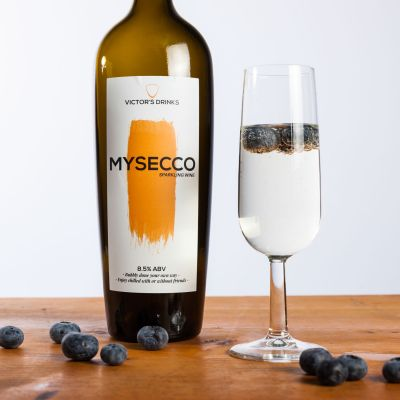 Cadeau voor ouders - Mysecco schuimwijn om zelf te maken