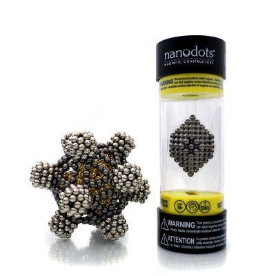 Verjaardagscadeau voor 50 - Nanodots magneetkogels