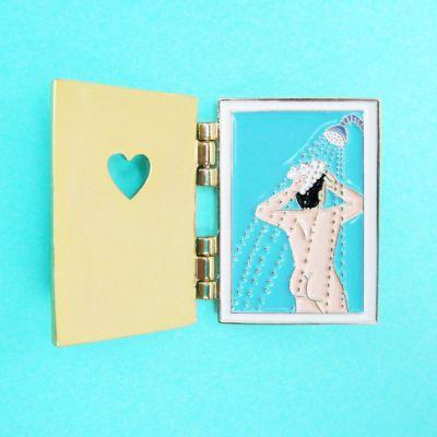 Kleding & accesoires - Naakte buur pin