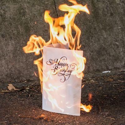 Cadeau voor vriend - De verjaardagskaart die maar niet ophoudt