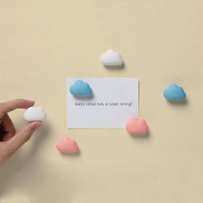 Verjaardagscadeau voor moeder - Wolk magneten