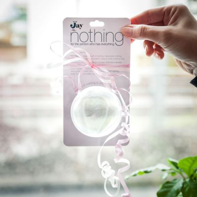 "Lifestyle & wonen - ""Niets"" – Nothing"