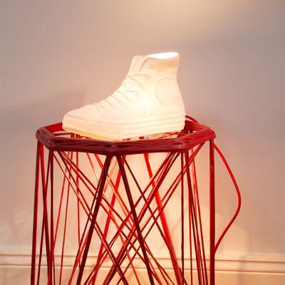 Cadeau voor vriend - N.Y.C. porseleinen lamp