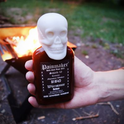 Speciaal Voedsel - Painmaker Hardcore BBQ saus