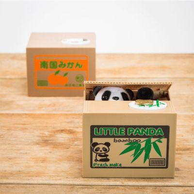 Sinterklaas cadeau - Panda spaarpot