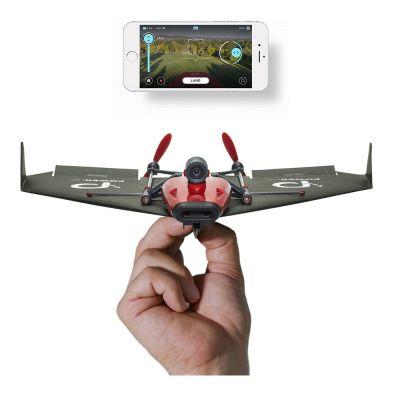 Cadeau voor vriend - PowerUp FPV – papieren drone met VR headset
