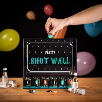 Keuken & barbeque - Shot Wall drankspel