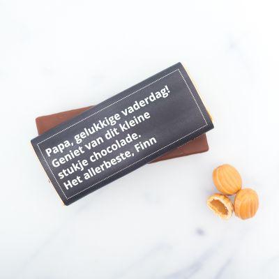 Exclusieve producten - Personaliseerbare chocolade