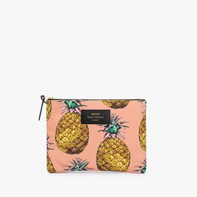 Zomer - Fruitige ananas tas