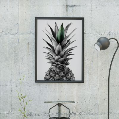 Posters - Ananas poster van MottosPrint