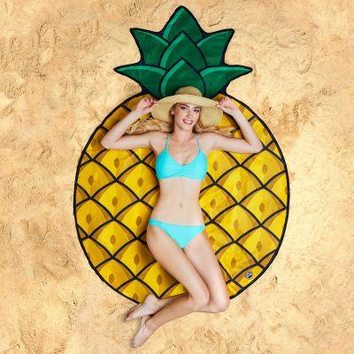 Outdoor - Ananas strandlaken
