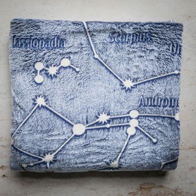 Kleding & accesoires - Lichtgevend sterrenbeelden deken
