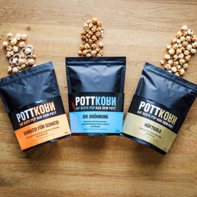 Verjaardagscadeaus voor 18 - Pottkorn speciale popcorn