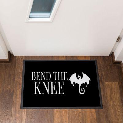 Exclusieve producten - Bend The Knee deurmat
