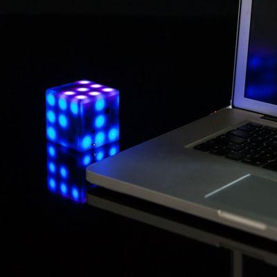 Cadeau voor vriend - Rubik's Futurocube - de dobbelsteen van de toekomst