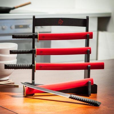 Verjaardagscadeau voor vader - Samurai Keukenmessenset